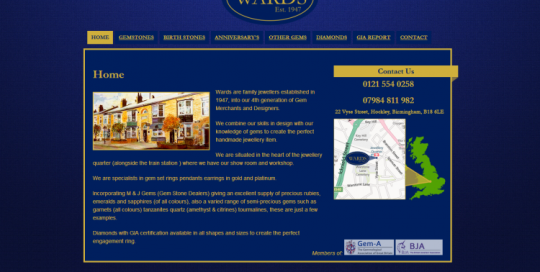 jewellery-website-design