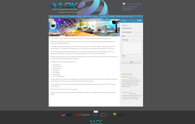 Security Web Design