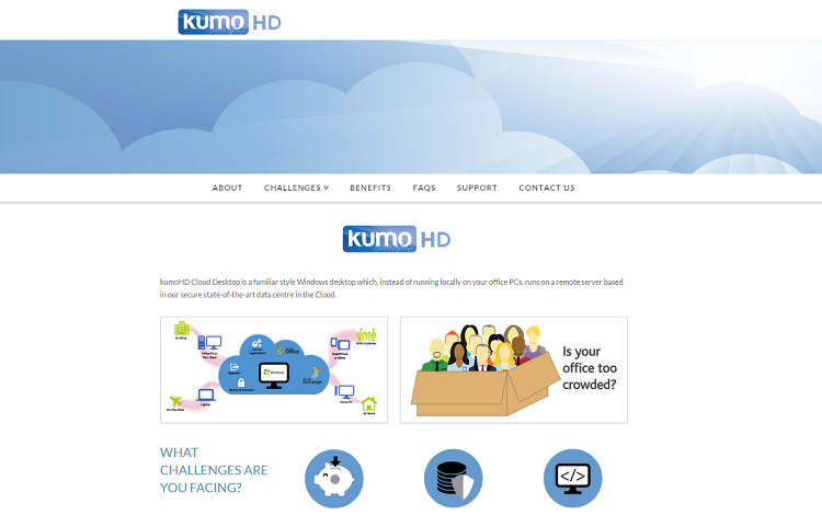 Advertising Website Designer