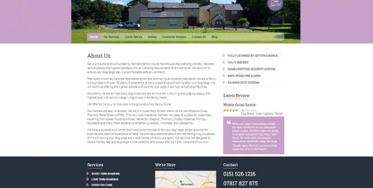 mobile web design liverpool
