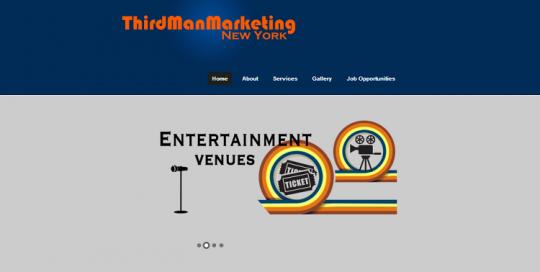 self employed websites