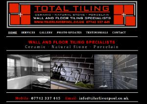tiler web design