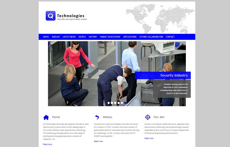 web design for new company